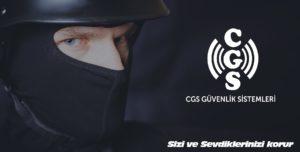 CGS Güvenlik - Alarm Sistemleri